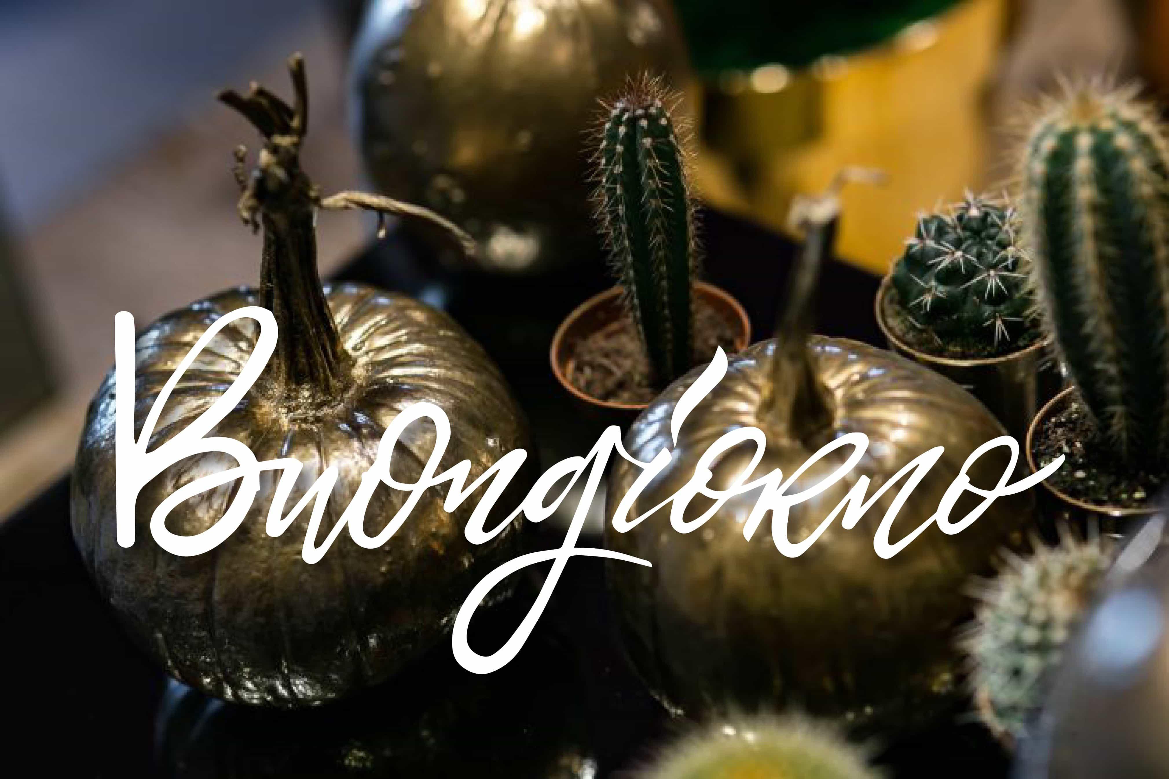 Buona Halloween e buona giornata foto