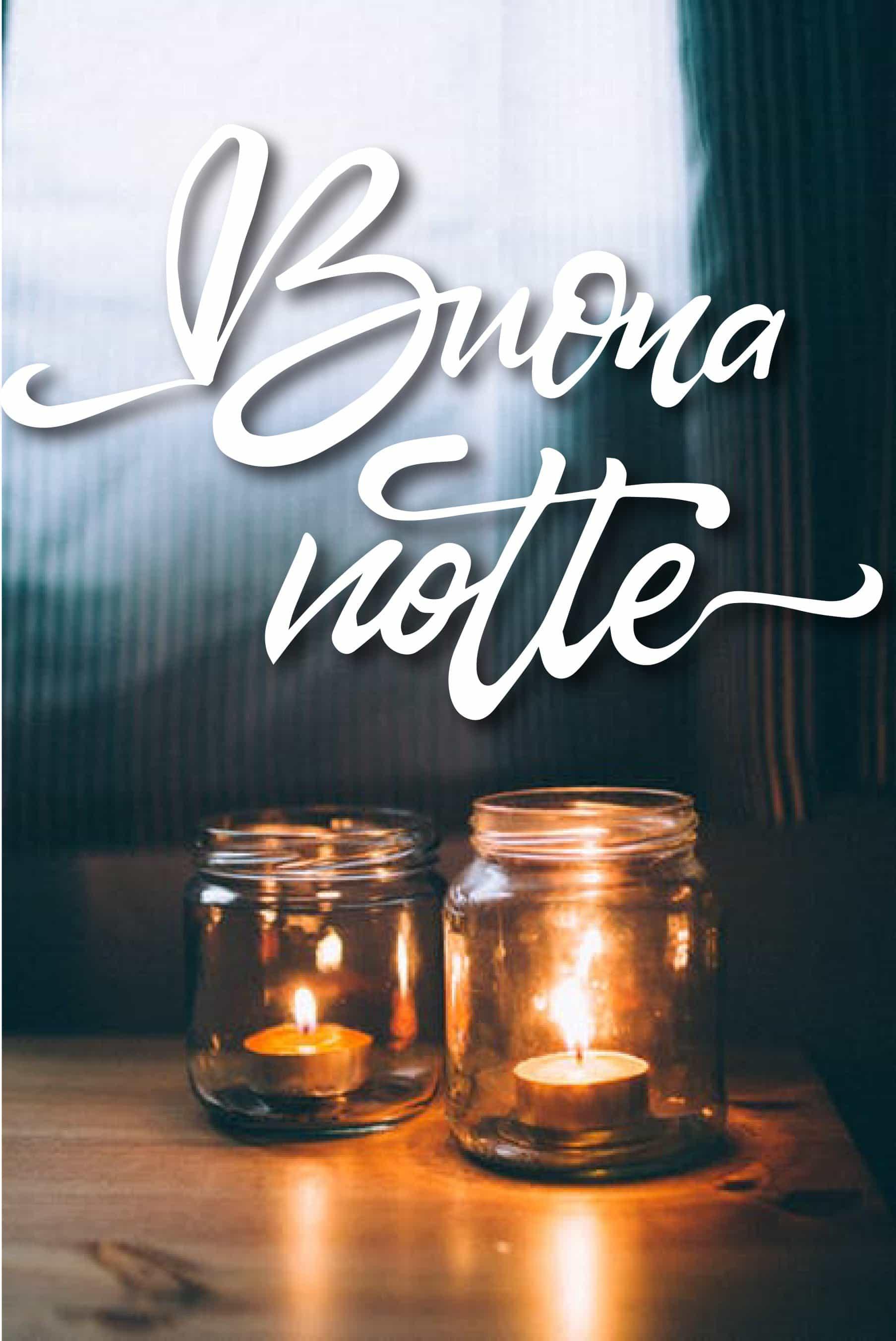a domani, buonanotte amore, buonanotte romantica
