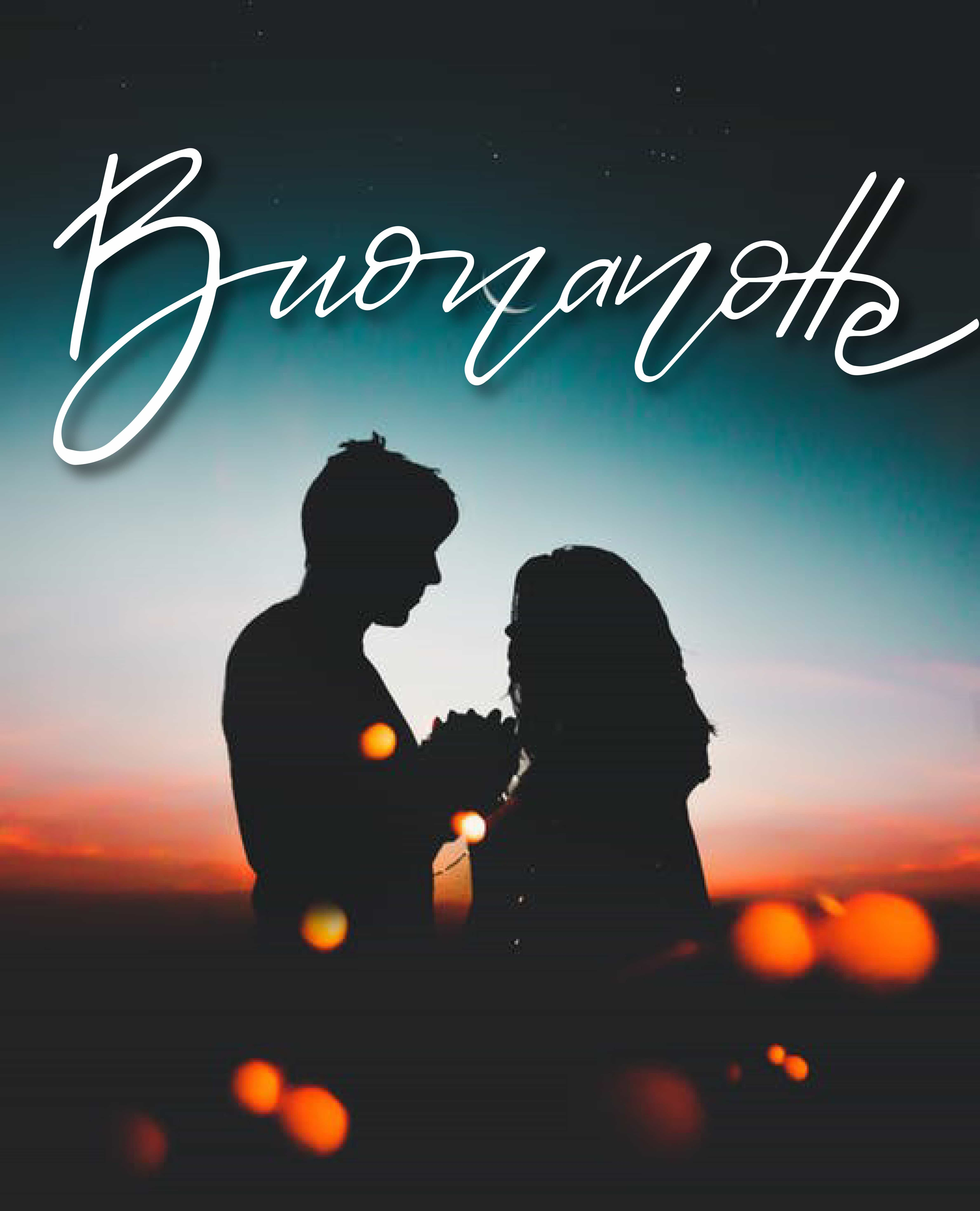 Le Immagini Della Buona Notte Romantiche Augurate Buona Notte A