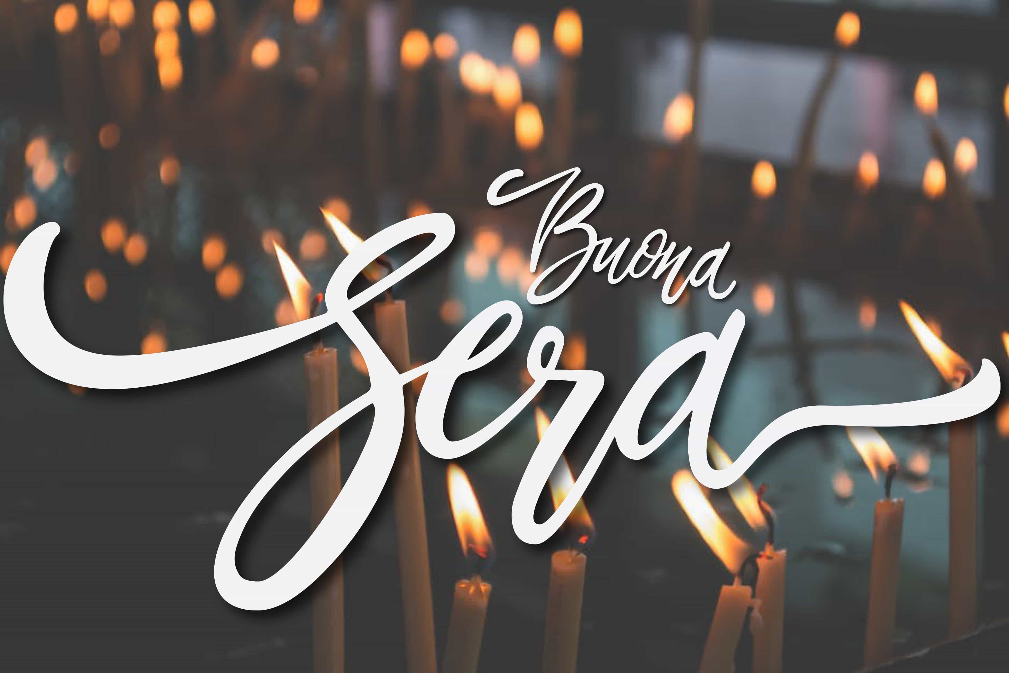 Buona sera foto religiose da condividere gratis