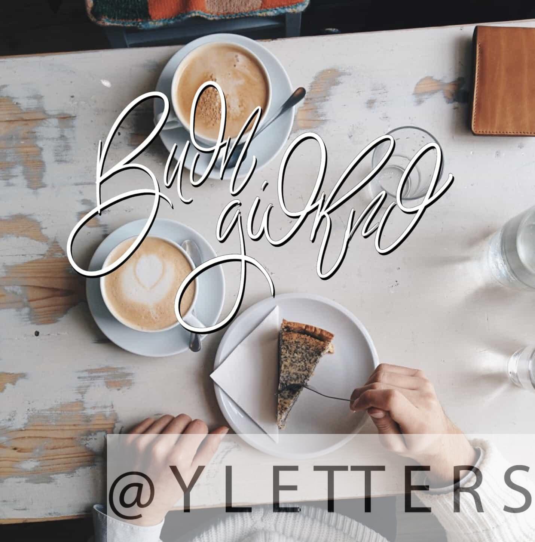 Buon aperitivo e buon caffè
