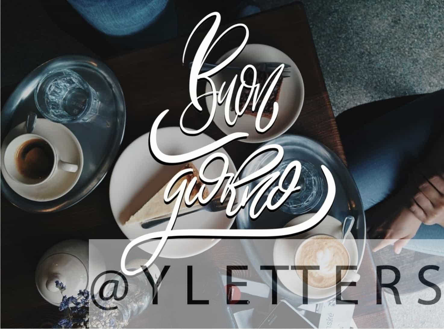 Buongiornissimo caffè