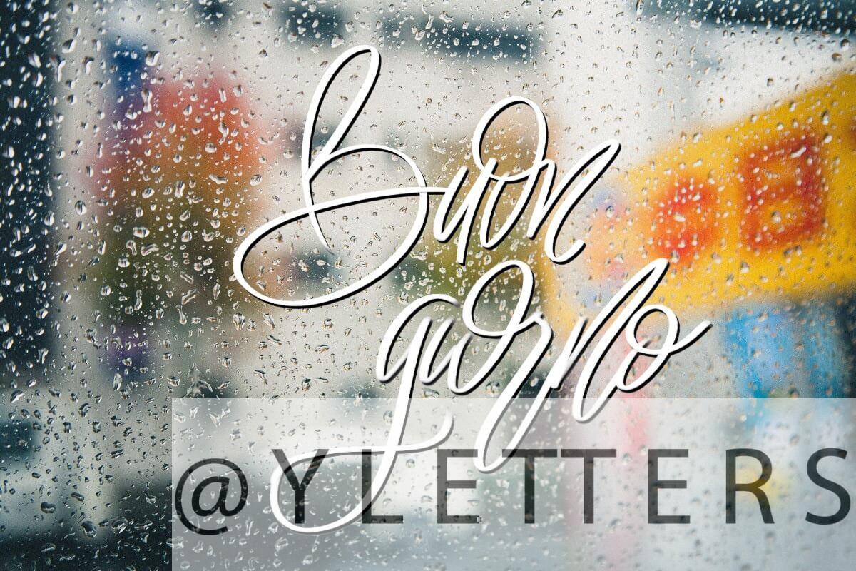 frasi buongiorno sulla pioggia