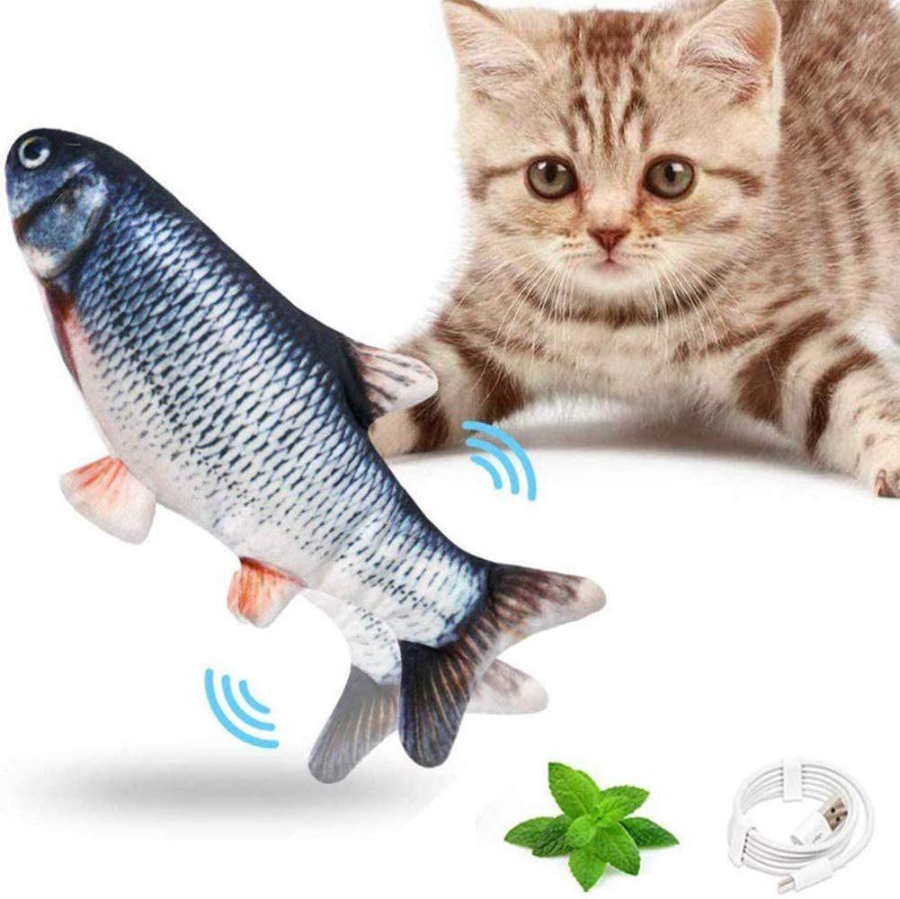 Giochi per gatti catnip (erba gatta)